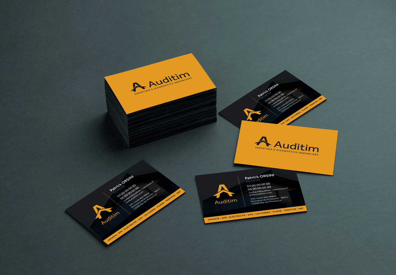 Cartes de visite Auditim