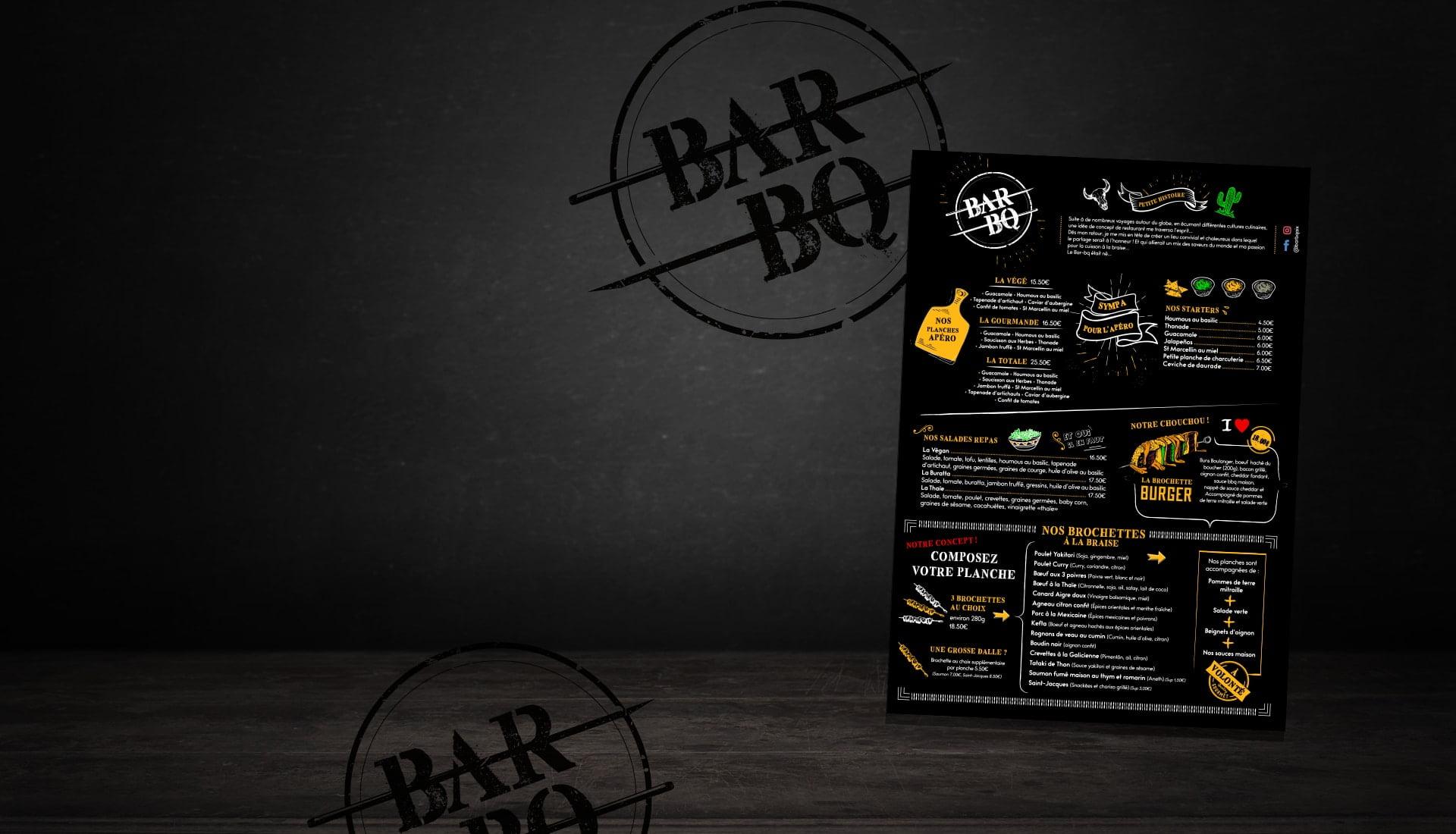 Thumbnail BARBQ
